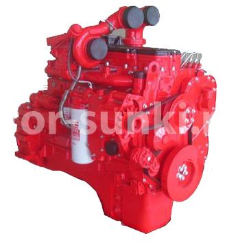 Двигатель Cummins 6CTA-6BT