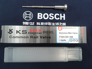 Клапан форсунки бош Bosch F00VC01359 JAC greatwall