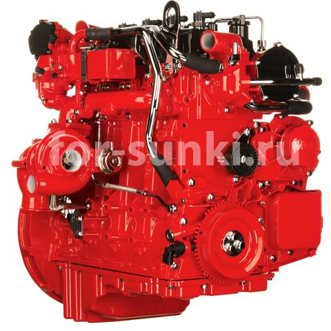 Двигатель Cummins ISF 3.8 (Валдай, ПАЗ)