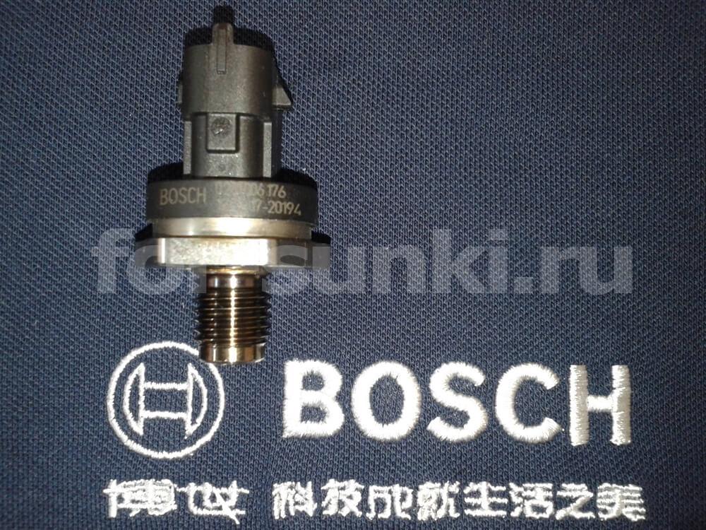 Купить датчик давления Bosch топливной рейки Next 0281006176 в Краснодаре