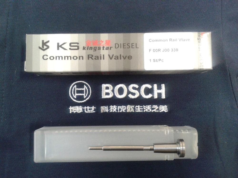 Клапан форсунки Bosch F00RJ00339 Cummins iveco