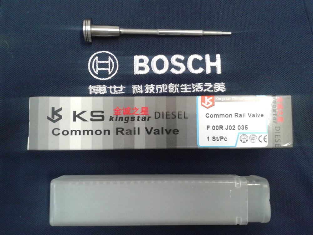Купить клапан форсунки бош Bosch F00RJ02035 FAW Foton в Краснодаре