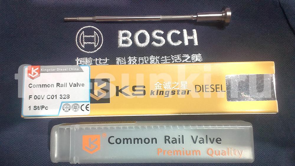 Клапан форсунки Bosch бош F00VC01328 mersedes в Краснодаре