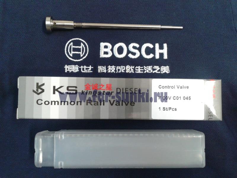 Клапан форсунки F00VC0145