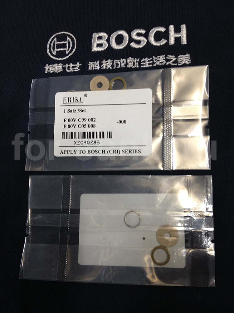 Ремкомплект для сборки форсунок F00VC99002 c шариком F00VC05008