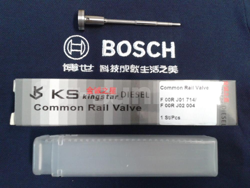 Клапан форсунки F00RJ01714/F00RJ02004 КАМАЗ ЕВРО-4